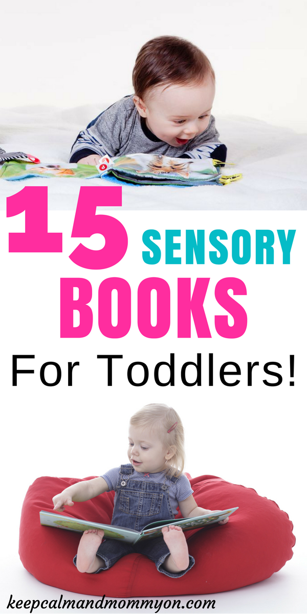 Sensory Books For Toddlers
