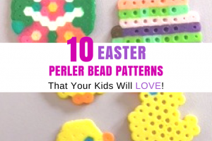 Easter Perler Bead Patterns