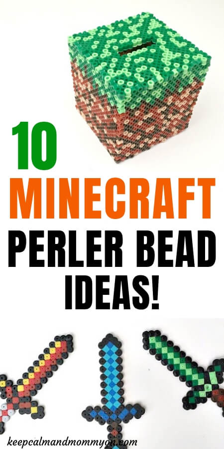 Minecraft Perler Bead Ideas