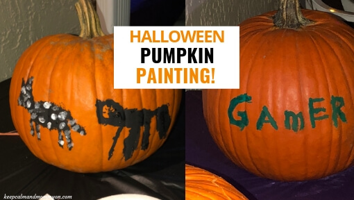 Halloween Pumpkin Painting Ideas For Kids!