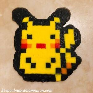 Pokemon Perler Beads