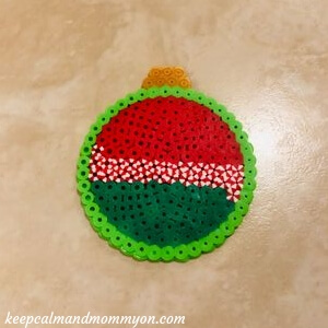 Christmas Perler Beads