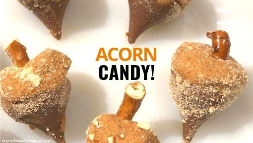 Acorn Candy