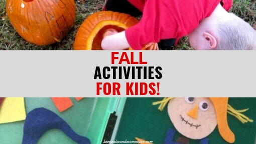 9 Fall Activities for Kids!