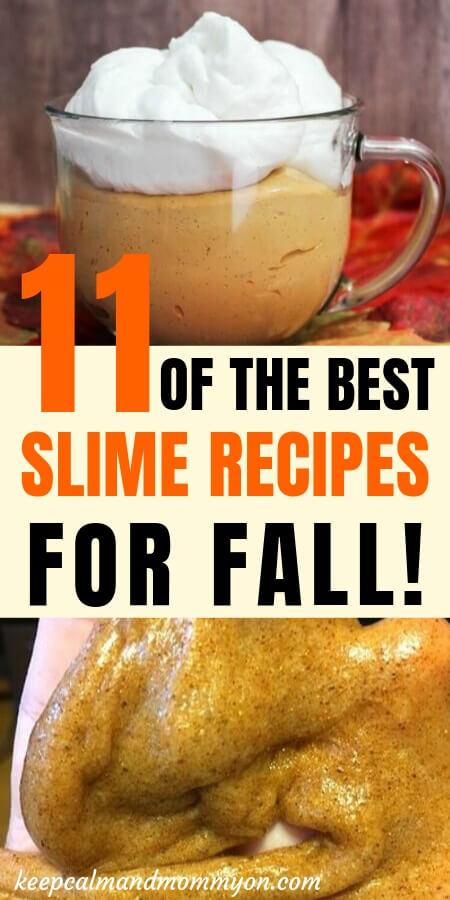 Fall Slime