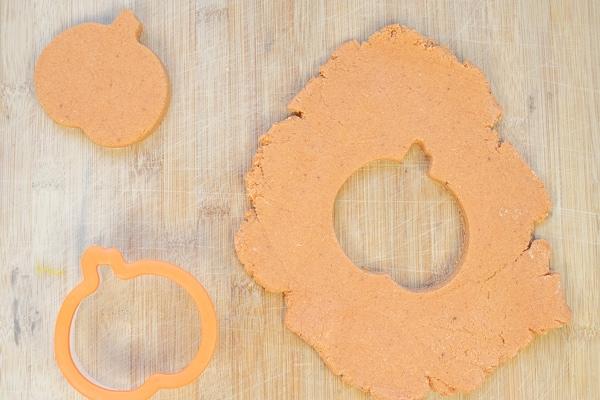 Pumpkin Pie Playdough - Scented & Taste Safe
