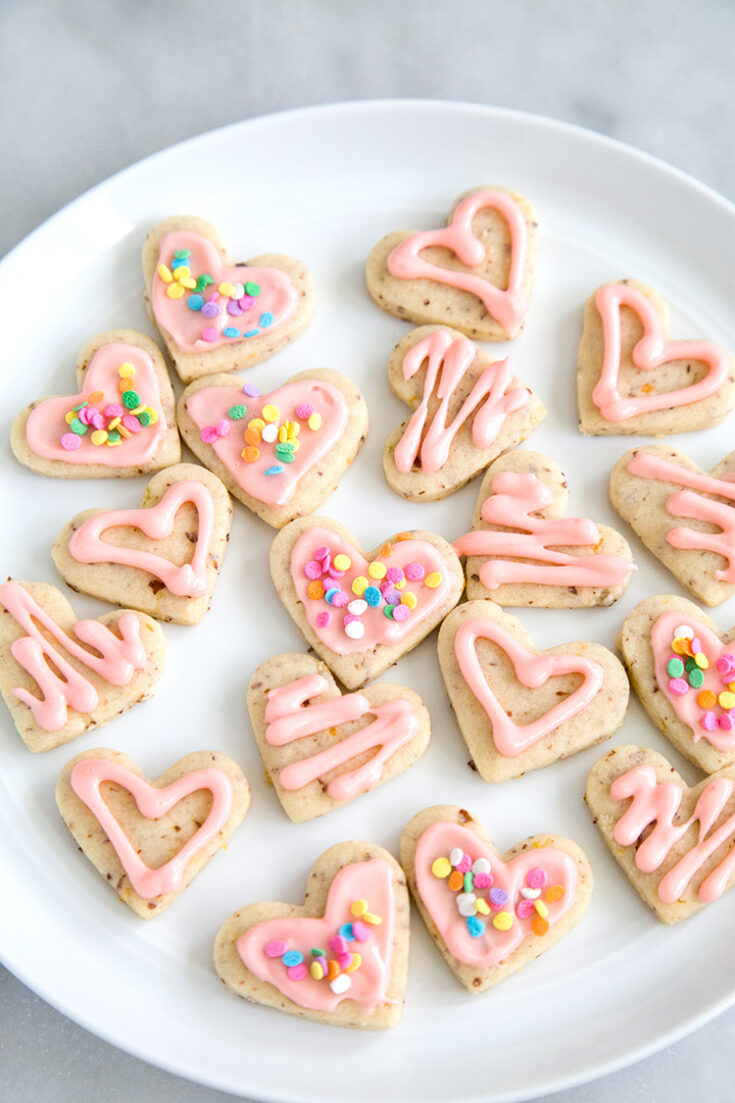 Citrus Zingers Sugar Cookies