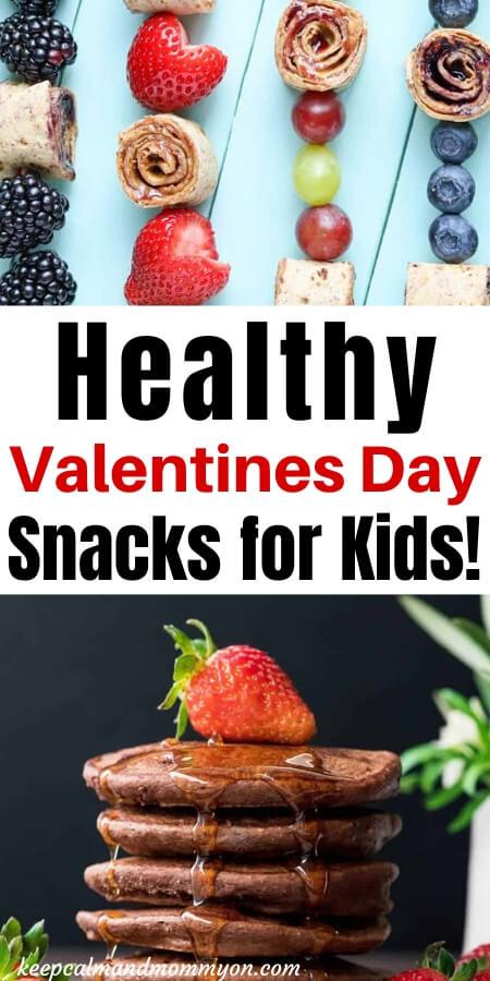 Healthy Valentines Snacks