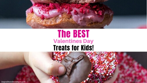 Valentine Treats For Kids