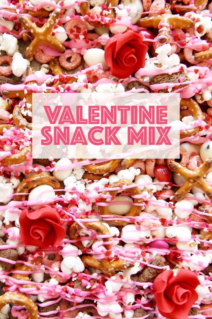 Valentine Snack Mix!