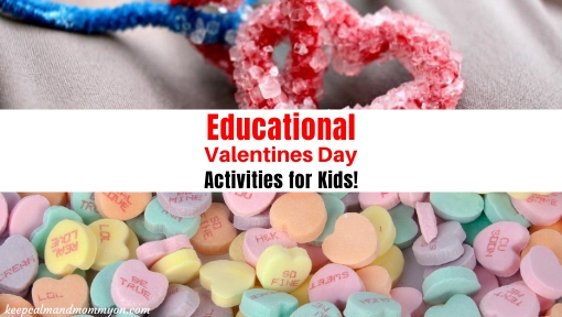 Valentines Day Activities for Kids!