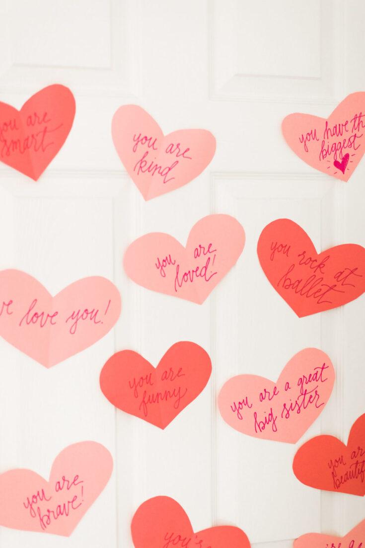"DIY Valentine's Day Paper ""Heart Attack""   Glitter, Inc."