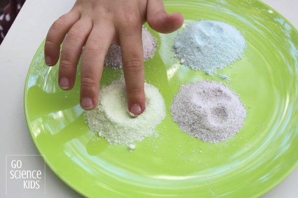 Delightfully Fizzy Sherbet – Go Science Kids