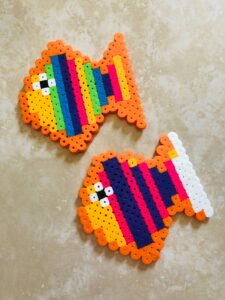 Summer Perler Bead Patterns